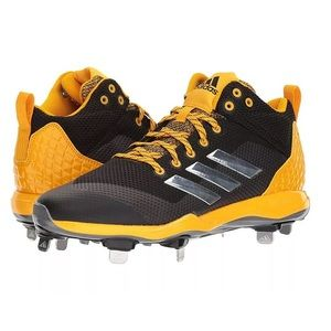 Adidas Power Alley 5 Mens Metal Baseball Cleats 13
